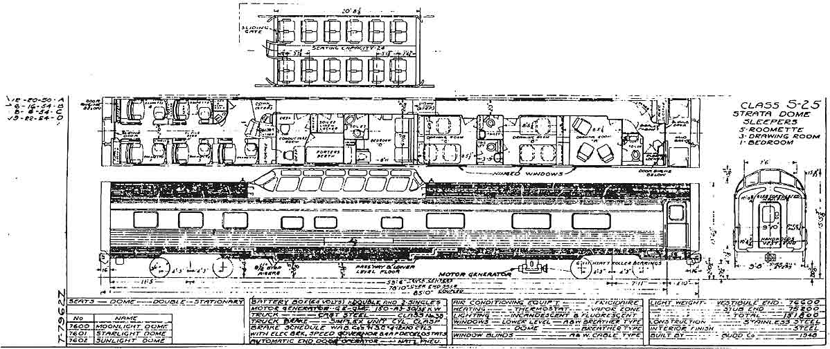 pullman railroad passenger cars diagram pictures to pin on pinterest pinsdaddy. Black Bedroom Furniture Sets. Home Design Ideas