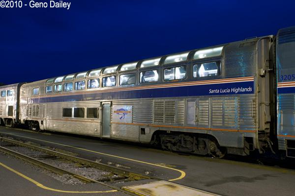 Old Sleeper Car Trains Still In Business
