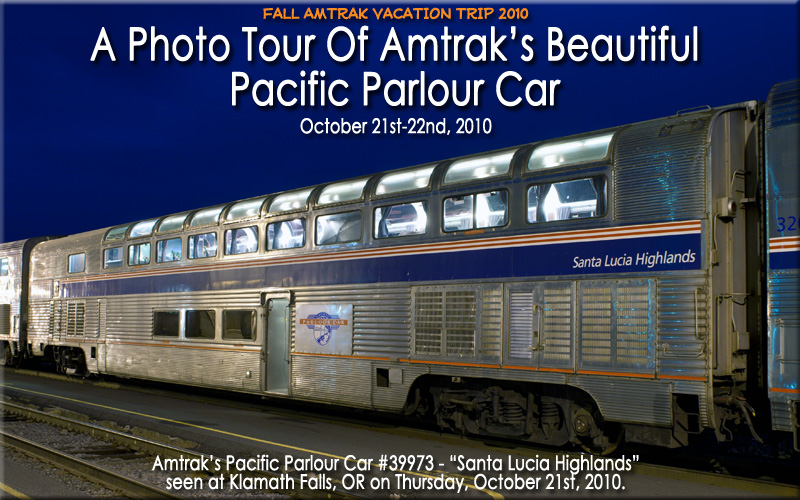 Amtrak Tour Coast Starlight