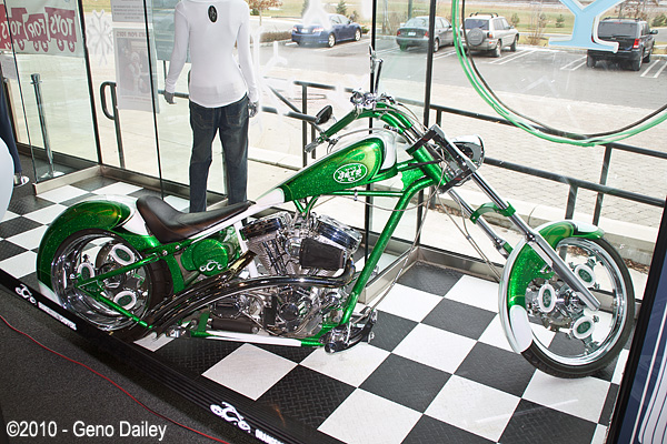 A Visit To Orange County Choppers