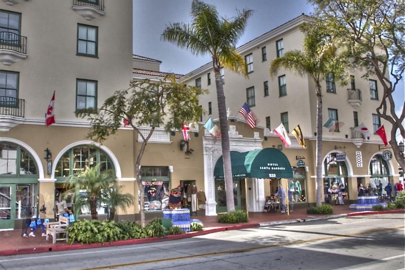 Hotels Near State Street Santa Barbara Ca