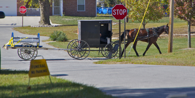 Amish Communities In Missouri Map.Amish West Of La Plata Mo On Hwy 156