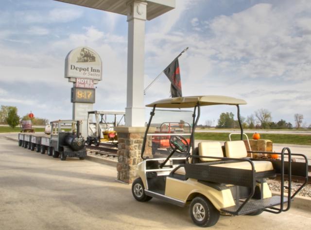 La Plata MO Depot Inn and Suites