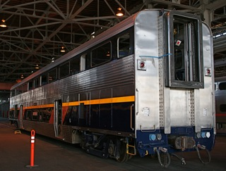 Sunday Excursion to Alstom on Mare Island in Vallejo, CA
