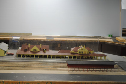 Views Of The Tehachapi Pass Ho Scale Layout