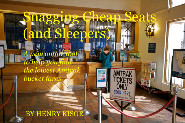 Snagging Cheap Seats And Sleepers