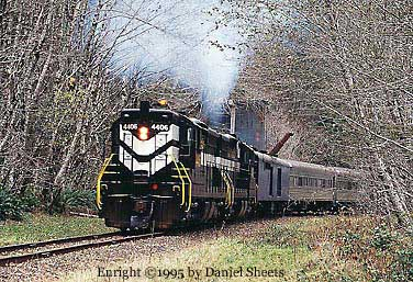 4406 leads excursion at Enright