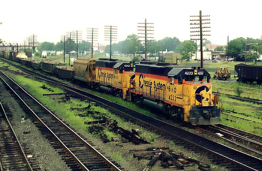 B O Railroad Staten Island