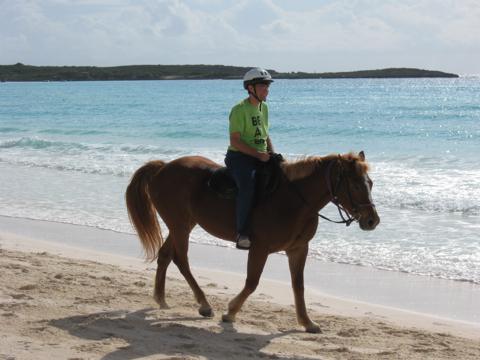 Trainweb Photographer John Turner Rides Along The Beach At