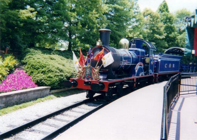Bushe Gardens Train Pictures 109