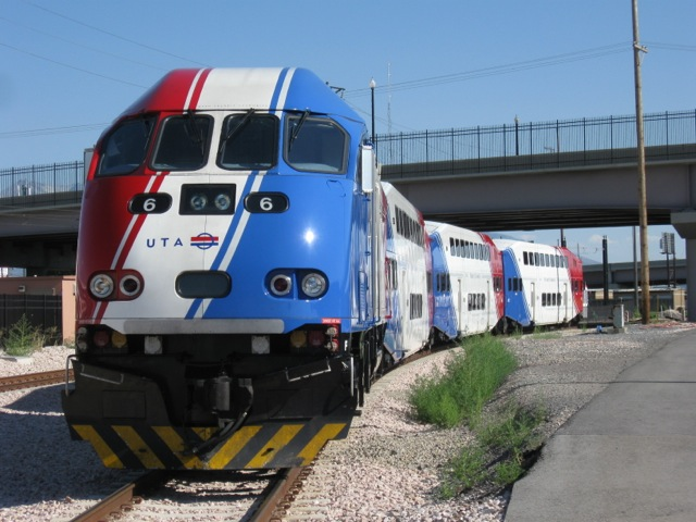 Utah Giveaway: Holiday Group Pass for UTA and FrontRunner!   Utah