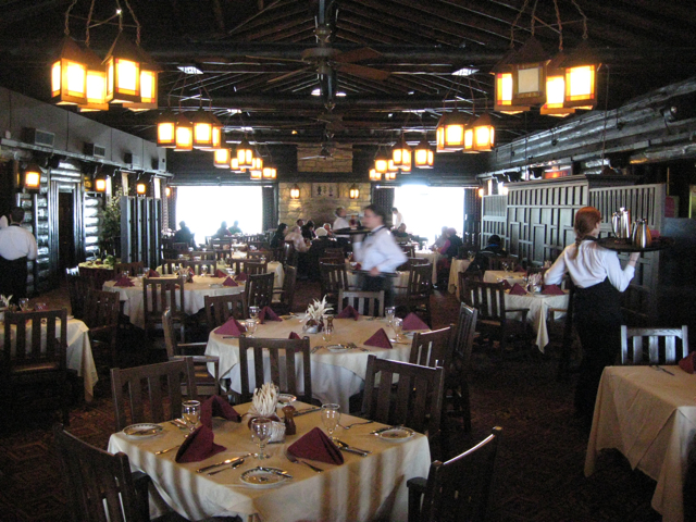The Magnificent Dining Room At El Tovar